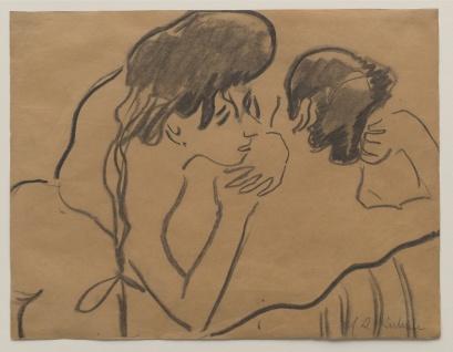 Ernst Ludwig Kirchner- Nudes