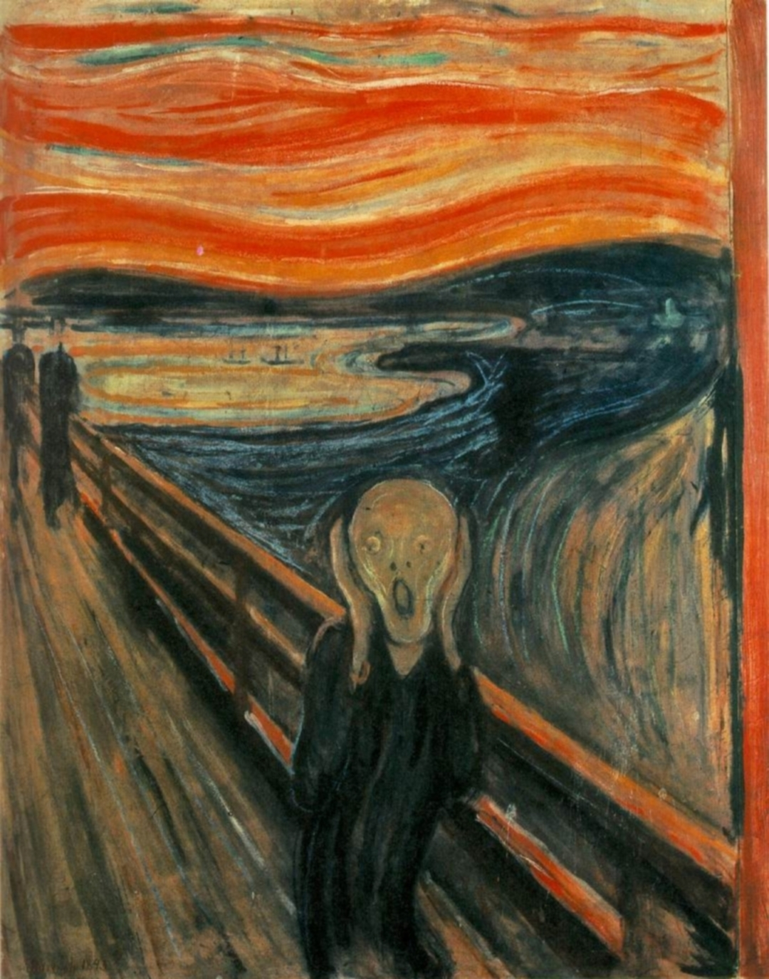 The_Scream Edvard Munch